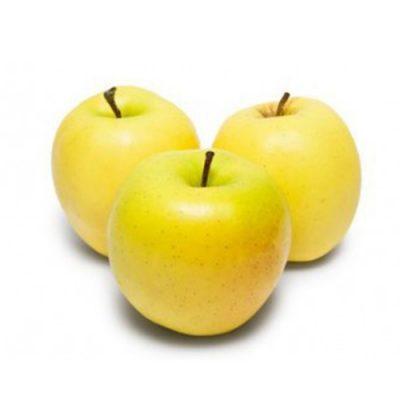 manzana golden, fruta ecológica y sana de Aragón