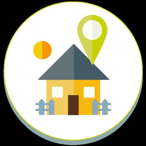 Rellena los campos con tus datos, para que sepamos dónde llevar tus productos.