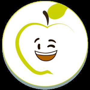 Disfruta de la fruta ecológica, y de la vida sana